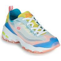 鞋子 女士 球鞋基本款 Skechers 斯凯奇 D'LITES FRESH AIR 多彩