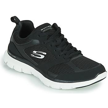鞋子 女士 训练鞋 Skechers 斯凯奇 FLEX APPEAL 4.0 黑色