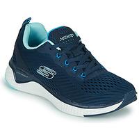 鞋子 女士 训练鞋 Skechers 斯凯奇 SOLAR FUSE COSMIC VIEW 海蓝色