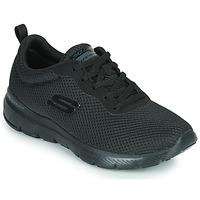 鞋子 女士 训练鞋 Skechers 斯凯奇 FLEX APPEAL 3.0 黑色