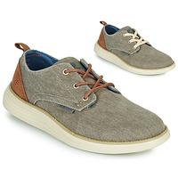 鞋子 男士 球鞋基本款 Skechers 斯凯奇 STATUS 2.0 PEXTON 灰色