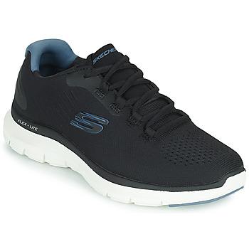 鞋子 男士 球鞋基本款 Skechers 斯凯奇 FLEX ADVANTAGE 4.0 黑色