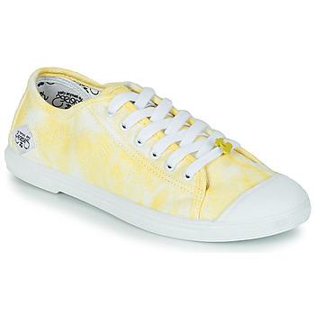 鞋子 女士 球鞋基本款 Le Temps des Cerises BASIC 02 黄色