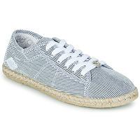 鞋子 女士 球鞋基本款 Le Temps des Cerises BEACH 蓝色 / 白色