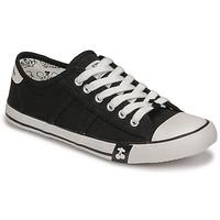 鞋子 女士 球鞋基本款 Le Temps des Cerises EASY 黑色