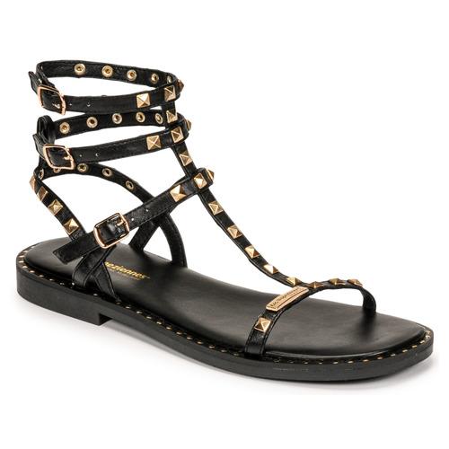鞋子 女士 凉鞋 Les Tropéziennes par M Belarbi CORALIE 黑色