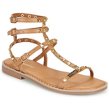 鞋子 女士 凉鞋 Les Tropéziennes par M Belarbi CORALIE 棕色