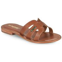 鞋子 女士 休闲凉拖/沙滩鞋 Les Tropéziennes par M Belarbi DAMIA 棕色
