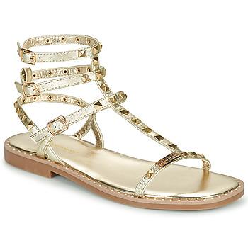 鞋子 女士 凉鞋 Les Tropéziennes par M Belarbi CORALIE 金色