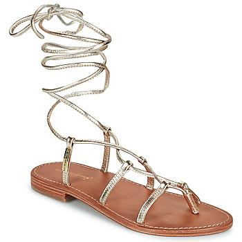 鞋子 女士 凉鞋 Les Tropéziennes par M Belarbi HELLEN 金色