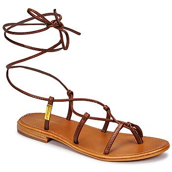 鞋子 女士 凉鞋 Les Tropéziennes par M Belarbi HELLEN 棕色