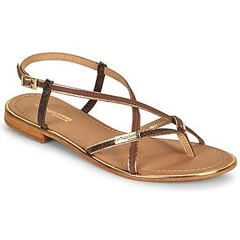 鞋子 女士 凉鞋 Les Tropéziennes par M Belarbi MONAGOLD 棕色
