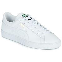 鞋子 球鞋基本款 Puma 彪马 CLASSIC 白色