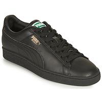 鞋子 球鞋基本款 Puma 彪马 CLASSIC 黑色