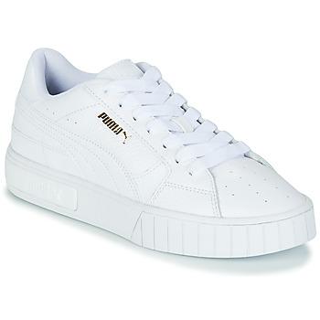 鞋子 女士 球鞋基本款 Puma 彪马 CALI FAME 白色