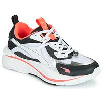 鞋子 女士 球鞋基本款 Puma 彪马 RS CURVE GLOW 白色 / 黑色