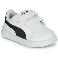 鞋子 儿童 球鞋基本款 Puma 彪马 SHUFFLE INF 白色 / 黑色