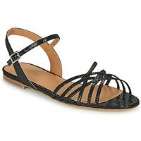 鞋子 女士 凉鞋 Emma Go SASKIA 黑色