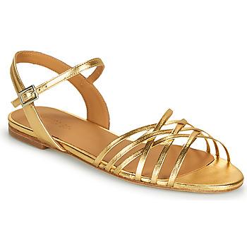 鞋子 女士 凉鞋 Emma Go SASKIA 金色