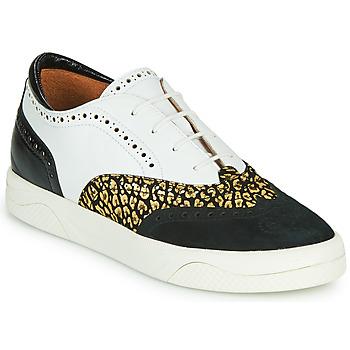 鞋子 女士 球鞋基本款 MAM'ZELLE ALIBI 白色 / 金色