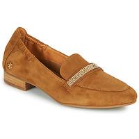 鞋子 女士 皮便鞋 MAM'ZELLE ZAVON 棕色