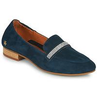 鞋子 女士 皮便鞋 MAM'ZELLE ZAVON 蓝色