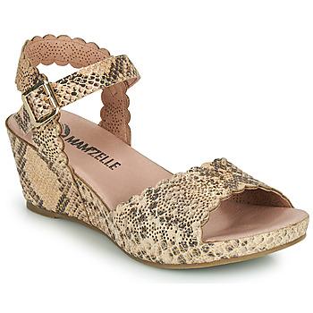 鞋子 女士 凉鞋 MAM'ZELLE DOUGA 米色