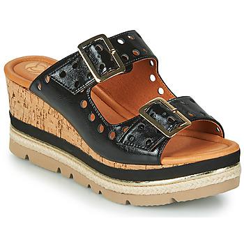 鞋子 女士 休闲凉拖/沙滩鞋 MAM'ZELLE PULSE 黑色