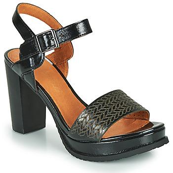 鞋子 女士 凉鞋 MAM'ZELLE JOBA 黑色