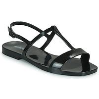 鞋子 女士 凉鞋 Melissa 梅丽莎 ESSENTIAL NEW FEMME AD 黑色