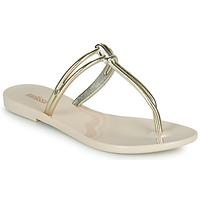 鞋子 女士 休闲凉拖/沙滩鞋 Melissa 梅丽莎 ASTRAL CHROME AD 米色