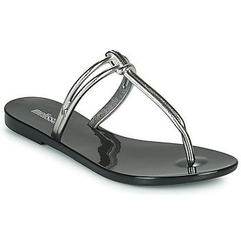 鞋子 女士 休闲凉拖/沙滩鞋 Melissa 梅丽莎 ASTRAL CHROME AD 黑色