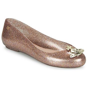 鞋子 女士 平底鞋 Melissa 梅丽莎 VIVIENNE WESTWOOD ANGLOMANIA - SWEET LOVE II 玫瑰色
