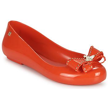 鞋子 女士 平底鞋 Melissa 梅丽莎 VIVIENNE WESTWOOD ANGLOMANIA - SWEET LOVE II 红色