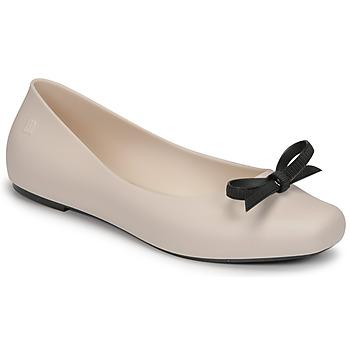 鞋子 女士 平底鞋 Melissa 梅丽莎 AURA - JASON WU AD 米色