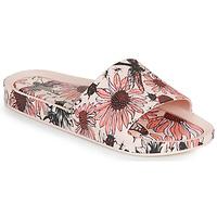 鞋子 女士 休闲凉拖/沙滩鞋 Melissa 梅丽莎 BEACH SLIDE PRINT AD 玫瑰色