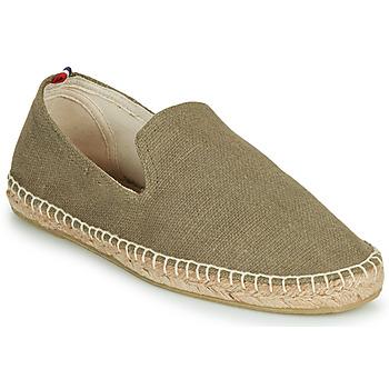 鞋子 男士 帆布便鞋 1789 SLIPON COTON 绿色
