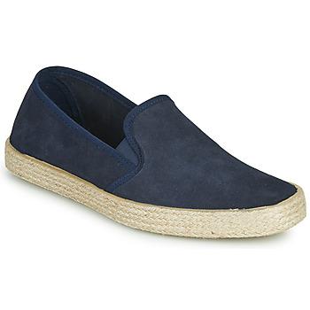 鞋子 男士 皮便鞋 1789 AZUR ESCALE 蓝色