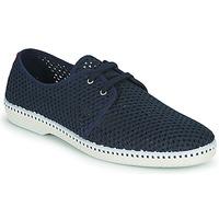 鞋子 男士 帆布便鞋 1789 RIVA HERITAGE 蓝色