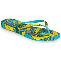 鞋子 女士 人字拖 Havaianas 哈瓦那 SLIM SUMMER 蓝色