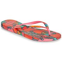 鞋子 女士 人字拖 Havaianas 哈瓦那 SLIM SUMMER 玫瑰色 / 红色
