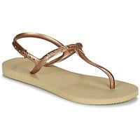 鞋子 女士 凉鞋 Havaianas 哈瓦那 TWIST 米色