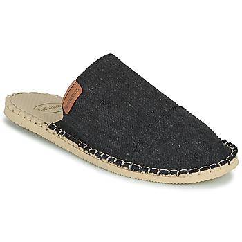 鞋子 休闲凉拖/沙滩鞋 Havaianas 哈瓦那 ESPADRILLE MULE ECO 黑色