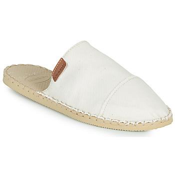 鞋子 休闲凉拖/沙滩鞋 Havaianas 哈瓦那 ESPADRILLE MULE ECO 米色