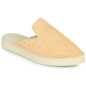 鞋子 女士 休闲凉拖/沙滩鞋 Havaianas 哈瓦那 ESPADRILLE MULE LOAFTER FLATFORM 米色