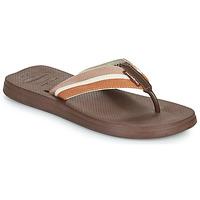 鞋子 男士 人字拖 Havaianas 哈瓦那 NEW URBAN WAY 黑色 / 棕色