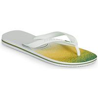 鞋子 人字拖 Havaianas 哈瓦那 BRASIL FRESH 白色