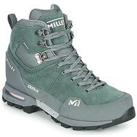 鞋子 女士 登山 Millet GR4 GORETEX 绿色 / 黑色