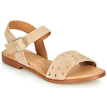 鞋子 女士 凉鞋 MTNG 51062 米色