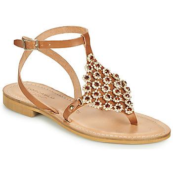 鞋子 女士 凉鞋 Tosca Blu PERLA 驼色